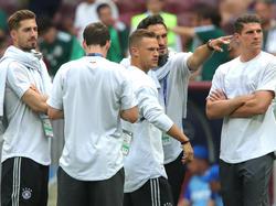 Mats Hummels analysiert die deutsche WM-Auftaktpleite kritisch