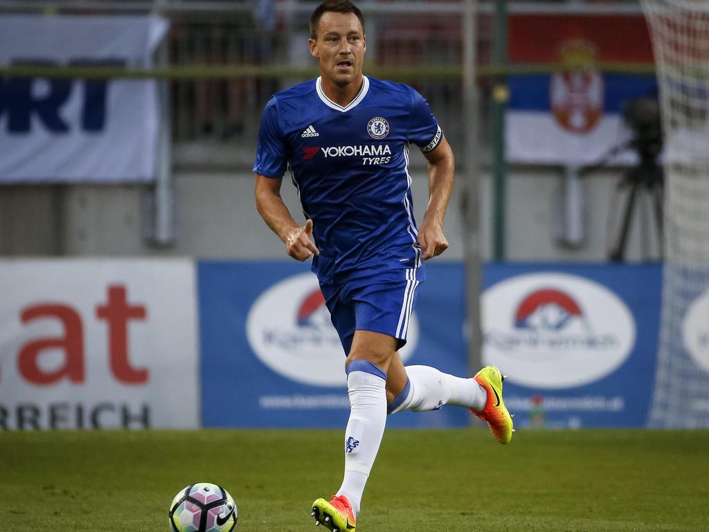 John Terry, esta temporada con el Chelsea. (Foto: Getty)