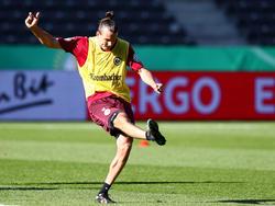 Meier hofft weiter auf sein Comeback bei Frankfurt