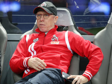 Peter Stöger will mit seinem Team endlich auch international Punkte einfahren