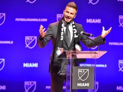 David Beckham wir ab 2020 Eigner eines MLS-Teams sein