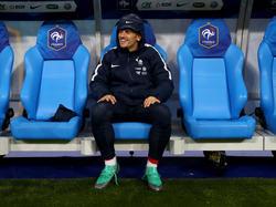 Antoine Griezmann will noch nicht verraten, wo er nächstes Jahr spielt