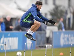 Daniel Caligiuri will mit Schalke aus der Krise