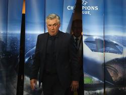 Carlo Ancelotti kann das süße Leben genießen