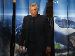 Sería un sueño para Ancelotti sentarse en el banquillo de la Nazionale. (Foto: Getty)