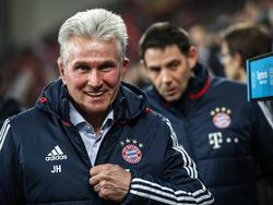 Jupp Heynckes sieht die Meisterschaft als primäres Ziel der Bayern