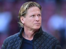 Markus Gisdol kam mit seinem HSV erneut böse unter die Räder