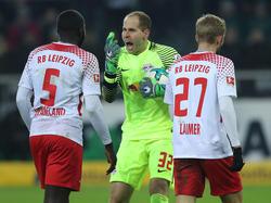 Die Leipziger Defensive ist gegen Zenit besonders gefordert