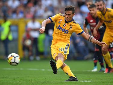Dybala volvió a ser decisivo para la Juventus. (Foto: Getty)
