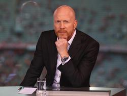 Matthias Sammer blickt gespannt auf die Entwicklung in der Liga hinter den Bayern