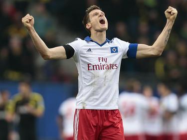 Streift wieder das Trikot des HSV über: Marcell Jansen