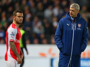 El técnico galo es ya parte viva de la historia del Arsenal. (Foto: Getty)
