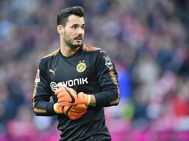 Roman Bürki spielt seit 2015 beim BVB