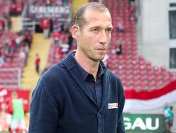 Jeff Strasser soll schon bald auf die Kaiserslautern-Bank zurückkehren