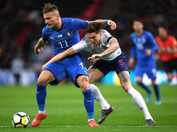 Italien und England trennten sich Remis