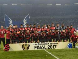 El Flamengo quiere sumar otro trofeo a sus vitrinas. (Foto: Getty)