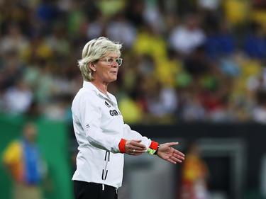 Silvia Neid kann sich eine Zukunft im Männerfußball vorstellen