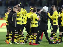 Der BVB enttäuschte im Heimspiel gegen den FC Augsburg