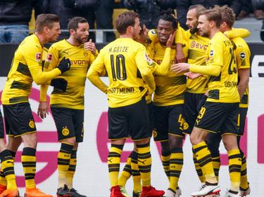Borussia Dortmund schlägt Hannover 96 dank Michy Batshuayi