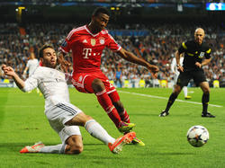 Real Madrid ist an David Alaba interessiert