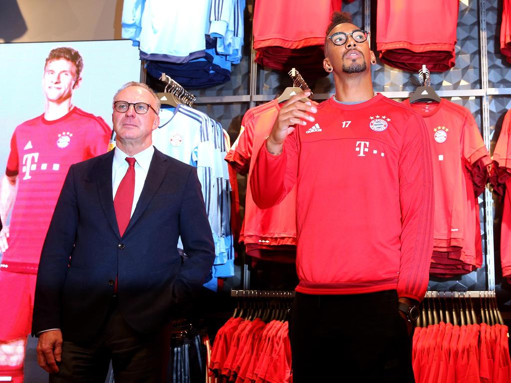 Verlässt Jérôme Boateng den FC Bayern München?