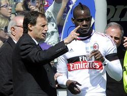 Fordert mehr Verantwortungsbewusstsein von seinen Profis: Milan-Coach Massimiliano Allegri