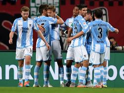 1860 München holt im fränkisch-bayrischen Derby beim 1. FC Nürnberg seinen ersten Punkt der laufenden Saison