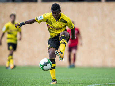 Schon 30 Saisontreffer auf dem Konto: YoussoufaMoukoko