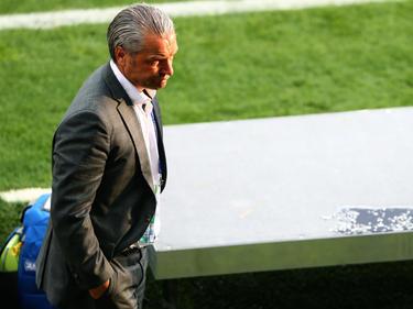 Bernd Storckkassierte mit seinem Team eine blamable Niederlage gegen Andorra
