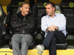 Kündigen Veränderungen beim BVB an: Hans-Joachim Watzke (l.) und Michael Zorc
