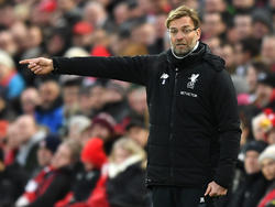 Jürgen Klopp und der FC Liverpool haben noch zwei Finals vor der Brust