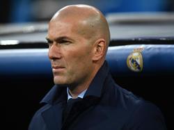 Según Zidane, hay antimadridismo en los medios. (Foto: Gety)
