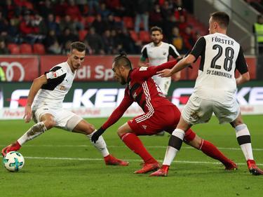 FC Ingolstadt bleibt zuhause sieglos gegen Sandhausen