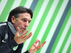 Bruno Labbadia übernahm den Posten des Chefcoaches von Martin Schmidt