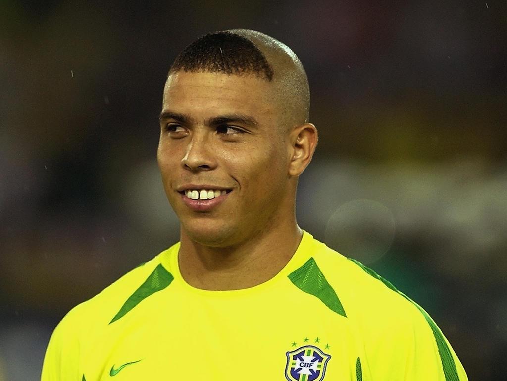 Ronaldo frisur wechsel