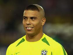 Die Frisur von Ronaldo bei der WM 2002 ist weltbekannt