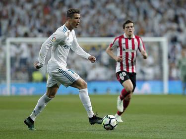 Cristiano Ronaldo rettete Real einen Punkt in La Liga