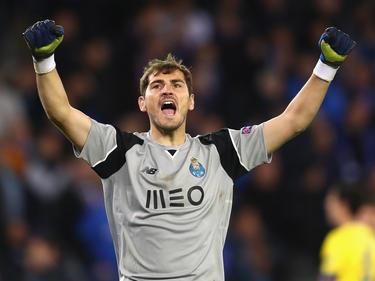 Iker Casillas dejará el Oporto a final de la temporada. (Foto: Getty)