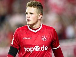 Joel Abu Hanna ist einer von sechs Neuen beim 1. FC Kaiserslautern