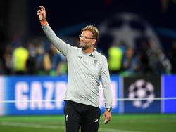 Jürgen Klopp musste mit seinem FC Liverpool eine bittere Final-Niederlage einstecken