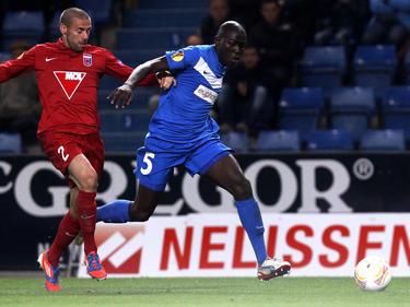 Kalidou Koulibaly calciatore del Genk
