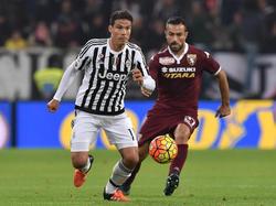 Hernanes von Juventus könnte bald das HSV-Mittelfeld bereichern