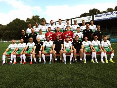 The New Saints aus Wales haben den Weltrekord geknackt. Quelle: Twitter