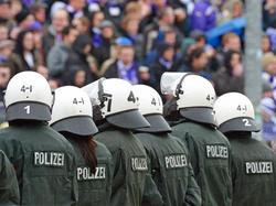 Wegen mangelnden Polizeipersonals wird das Spiel zwischen Münster und Osnabrück vertagt