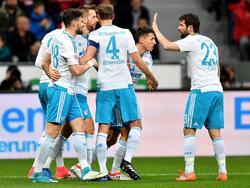 Der FC Schalke 04 will unbedingt in die Europa League