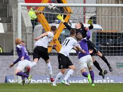 Waldemar Anton köpfte zum zwischenzeitlichen 1:0 für Hannover