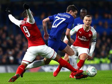 Chelsea und Arsenal trennen sich im Ligapokal torlos