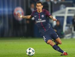 Ángel Di María hat PSG zum Sieg gegen Nantes geschossen