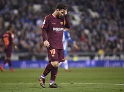 Messi va camino de otra temporada estelar con los culés. (Foto: Getty)