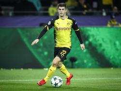 Christian Pulisic will die Europa League mit dem BVB gewinnen